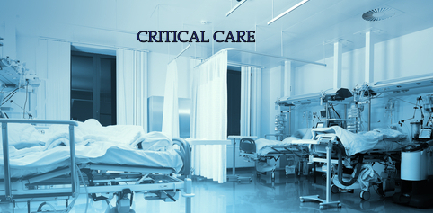 Critical Care Main page